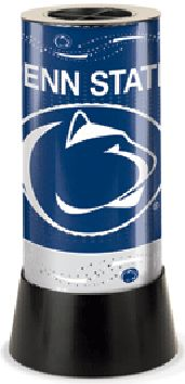 Penn State Rotating Lamp
