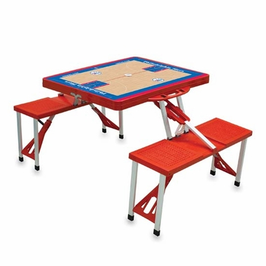 Philadelphia 76ers Picnic Table Sport (Red)