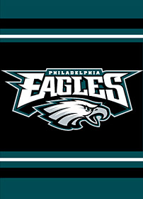 Philadelphia Eagles 2 Sided Banner (P)