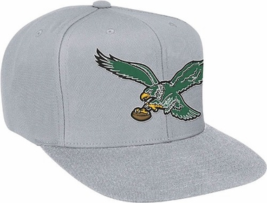 Philadelphia Eagles Basic Logo Snap Back Hat