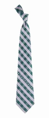 Philadelphia Eagles Check Poly Necktie