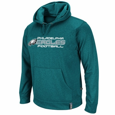 Philadelphia Eagles Gridiron III Hooded Performance Sweatshirt