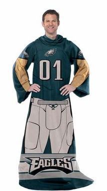 Philadelphia Eagles Huddler Wrap (Uniform)