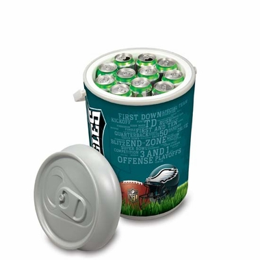 Philadelphia Eagles Mega Can Cooler