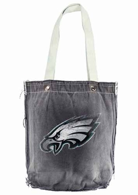 Philadelphia Eagles Vintage Shopper (Black)