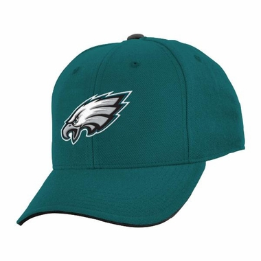 Philadelphia Eagles Youth Adjustable Slouch Hat