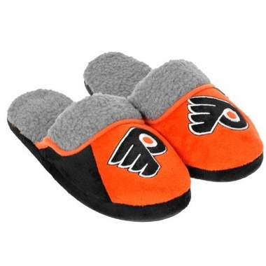 Philadelphia Flyers 2012 Sherpa Slide Slippers