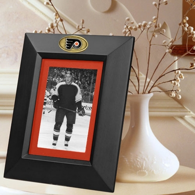 Philadelphia Flyers BLACK Portrait Picture Frame
