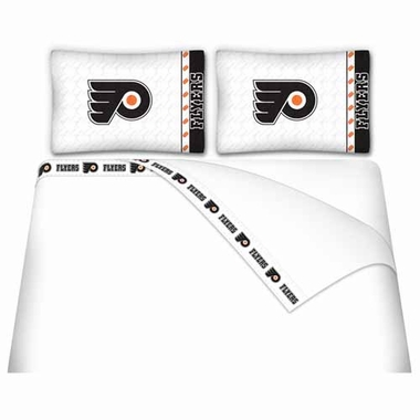 Philadelphia Flyers Sheet Set