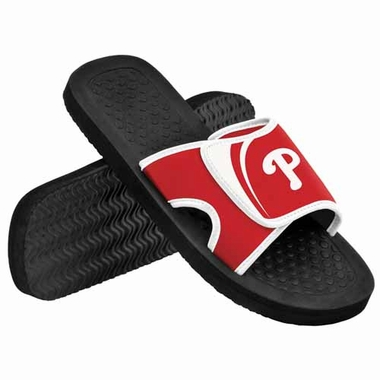 Philadelphia Phillies 2013 Shower Slide Flip Flop Sandals