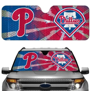 Philadelphia Phillies Auto Sun Shade