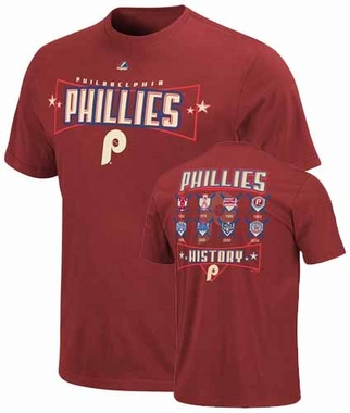 Philadelphia Phillies Cooperstown Baserunner T-Shirt