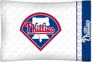 Philadelphia Phillies Individual Pillowcase