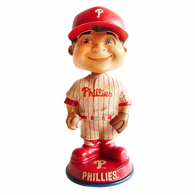 Philadelphia Phillies Retro Bobble Head