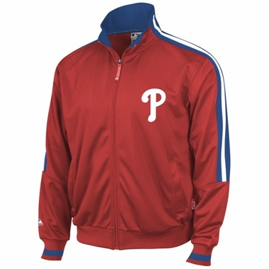 Philadelphia Phillies Track Jacket