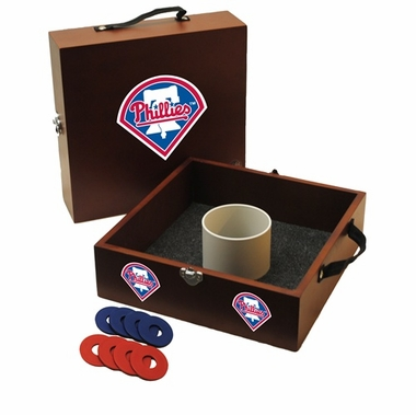 Philadelphia Phillies Washer Toss Game