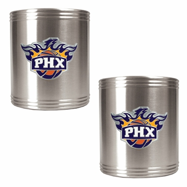 Phoenix Suns 2 Can Holder Set