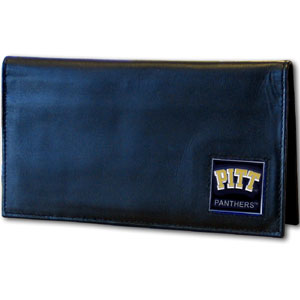 Pitt Leather Checkbook Cover (F)