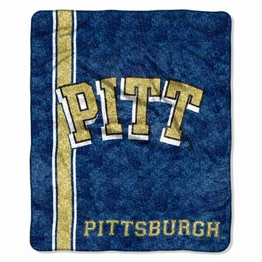 Pitt Super-Soft Sherpa Blanket