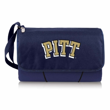 Pittsburgh Blanket Tote (Navy)