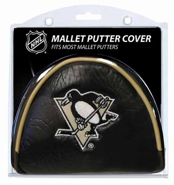 Pittsburgh Penguins Mallet Putter Cover