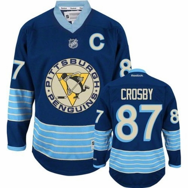 Pittsburgh Penguins Sidney Crosby Youth Alternate Replica Jersey