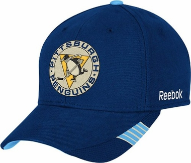 Pittsburgh Penguins Structured Adjustable Third Jersey Logo Hat