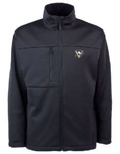 Pittsburgh Penguins Mens Traverse Jacket (Color: Black) - Medium