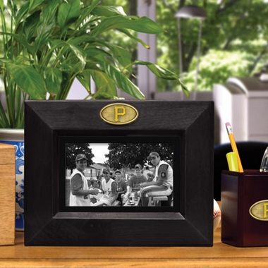 Pittsburgh Pirates BLACK Landscape Picture Frame