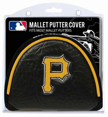 Pittsburgh Pirates Mallet Putter Cover