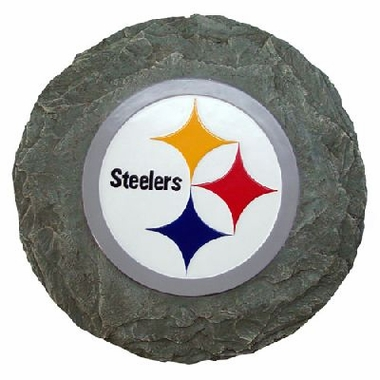 """Pittsburgh Steelers 13.5"""" Stepping Stone"""