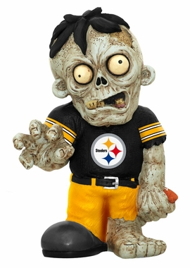 Pittsburgh Steelers Zombie Figurine
