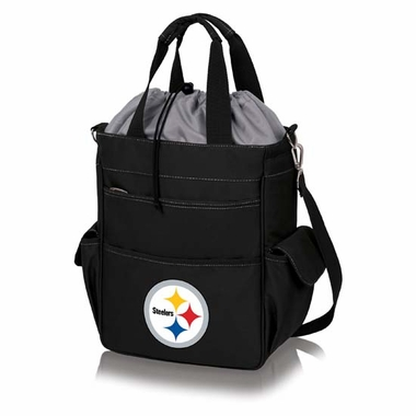Pittsburgh Steelers Activo Tote (Black)