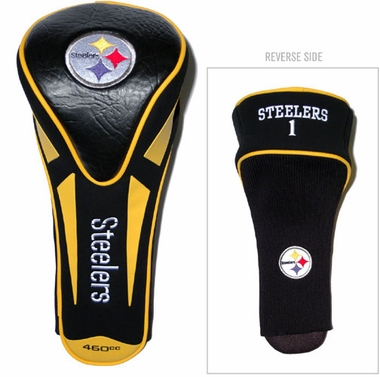 Pittsburgh Steelers Apex Driver Headcover