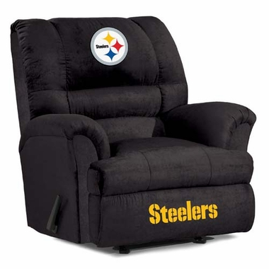 Pittsburgh Steelers Big Daddy Recliner