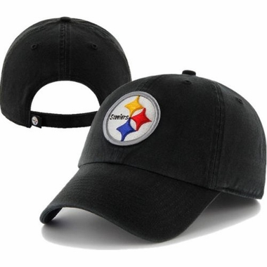 Pittsburgh Steelers Cleanup Adjustable Hat