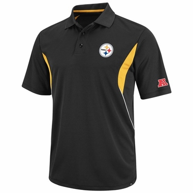 Pittsburgh Steelers Field Classic V Performance Polo Shirt