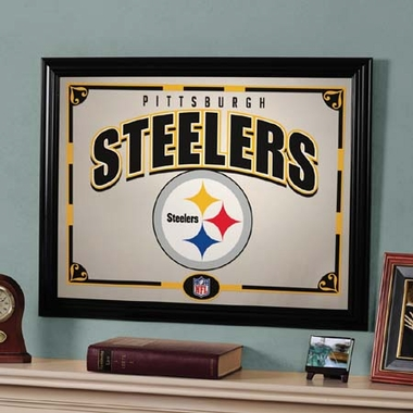 Pittsburgh Steelers Framed Mirror