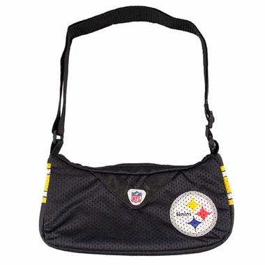 Pittsburgh Steelers Jersey Material Purse