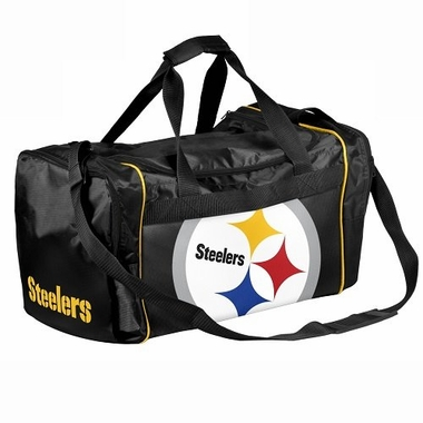 Pittsburgh Steelers NFL Core Structured Duffle Bag