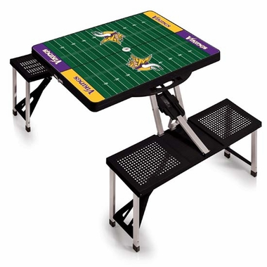 Pittsburgh Steelers Picnic Table Sport (Black)