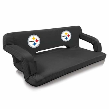 Pittsburgh Steelers Reflex Travel Couch (Black)