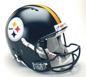 Pittsburgh Steelers Revolution Pro Line Helmet