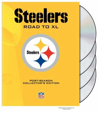Pittsburgh Steelers: Road to XL DVD