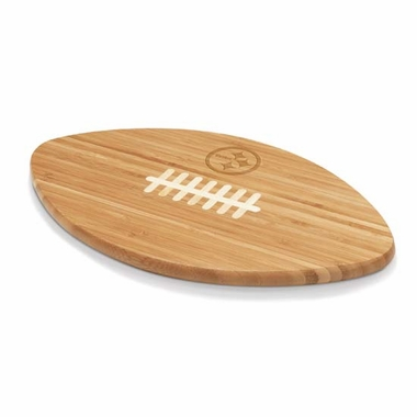 Pittsburgh Steelers Touchdown Cutting Board