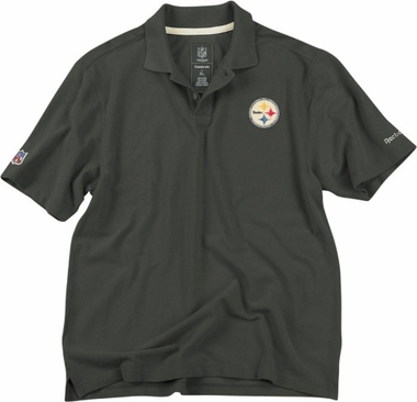 Pittsburgh Steelers Vintage Retro Polo Shirt