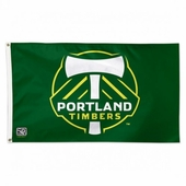 Portland Timbers Flags & Outdoors