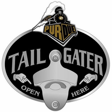 Purdue Bottle Opener Hitch Cover