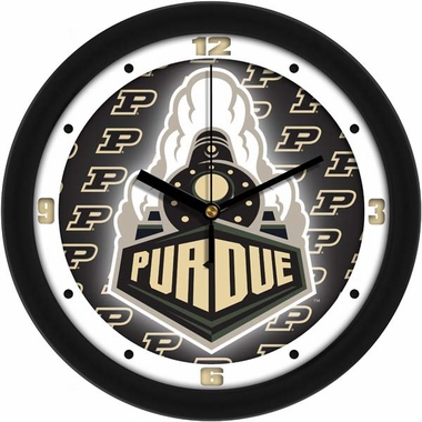 Purdue Dimension Wall Clock