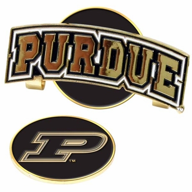 Purdue Slider Clip With Ball Marker
